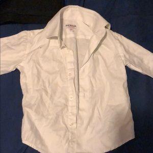 Toddler dress shirt
